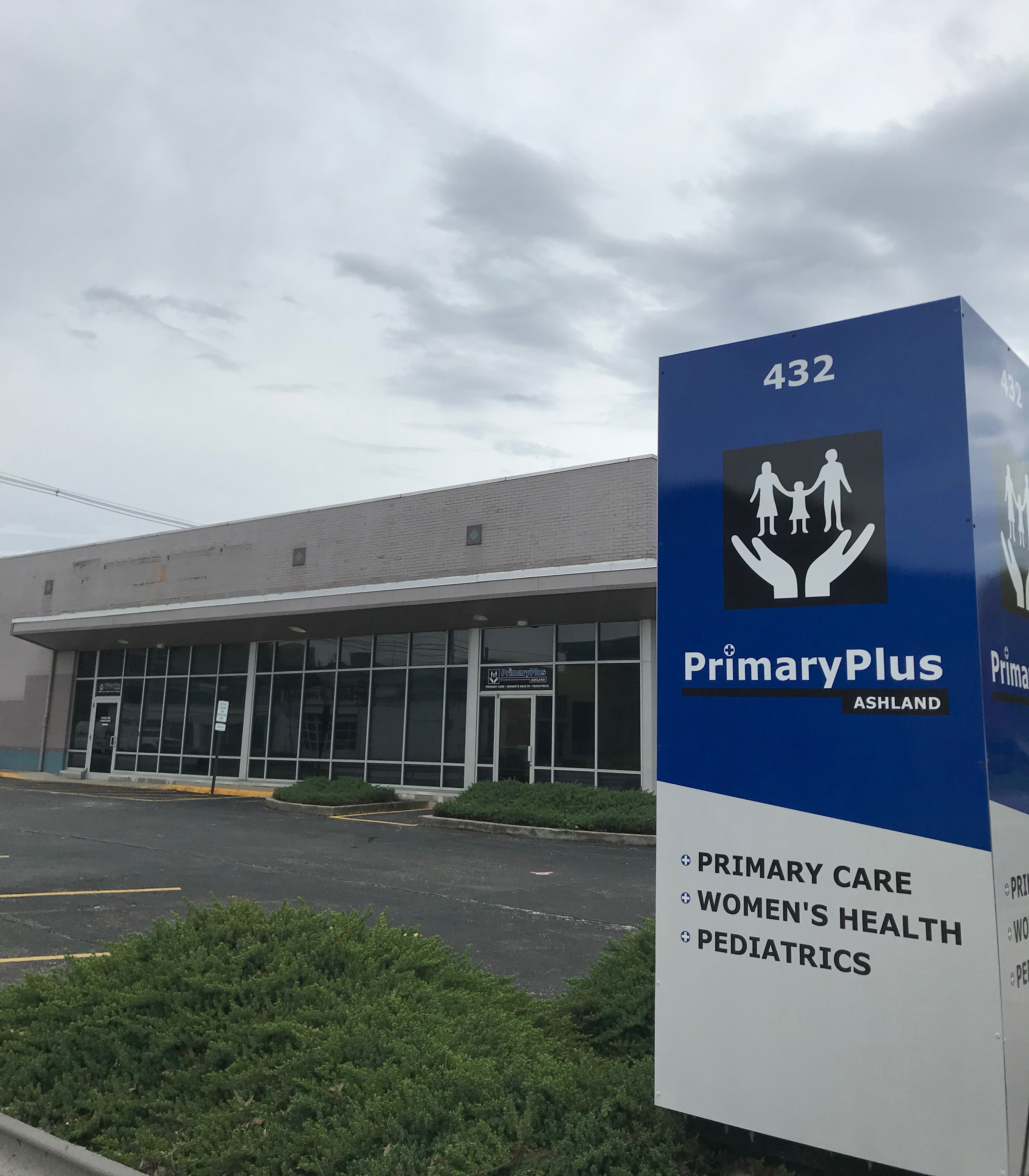 PrimaryPlus-Ashland MOVES to a NEW location News